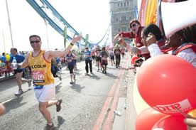 Running for Christian Aid
